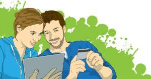 Happy E Commerce Customers