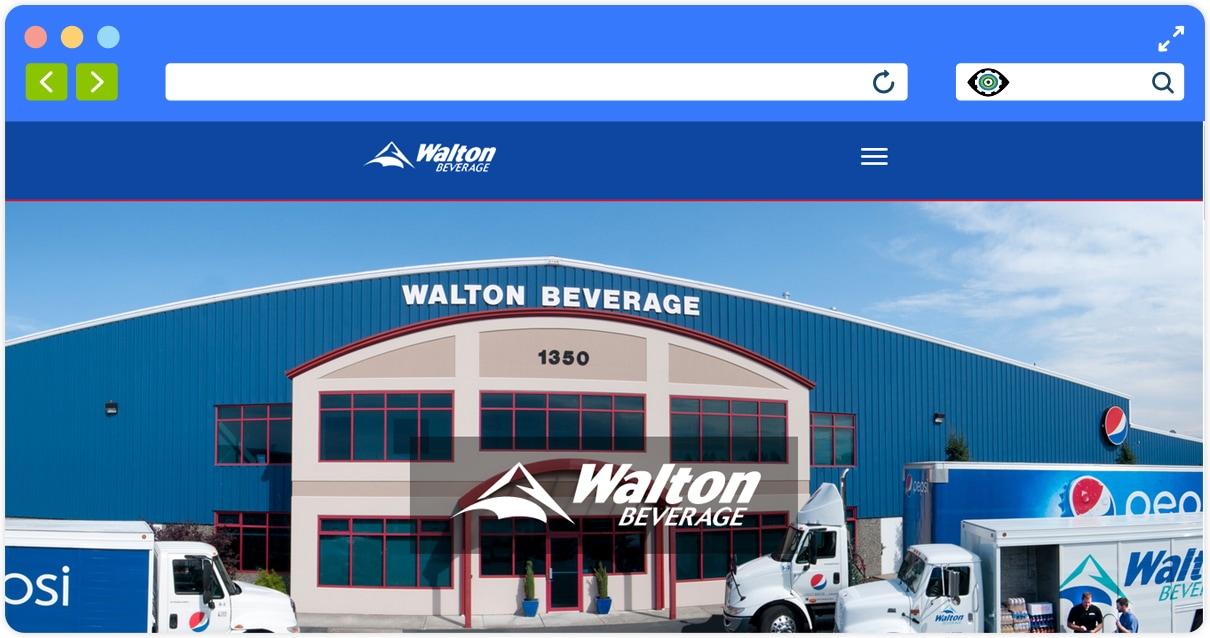 Website Design For Beverage Distributors