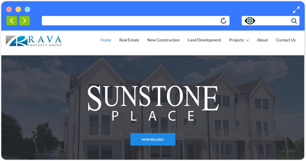 Website Design For Real Estate Companies