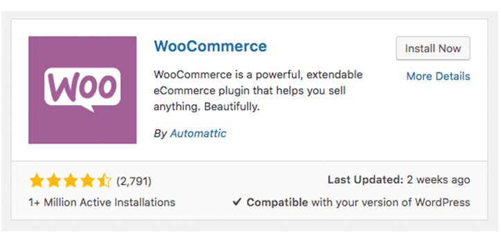 Woocommerce Is A Free Download